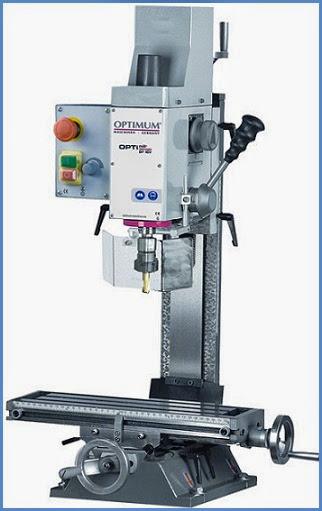 mini milling machine BF16