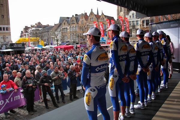 Team Topsport Vlaanderen Baloise