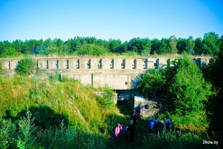 Агульны выгляд Крапасны форт №2