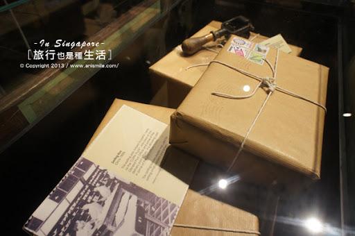 【走走新加坡】新加坡集郵博物館
