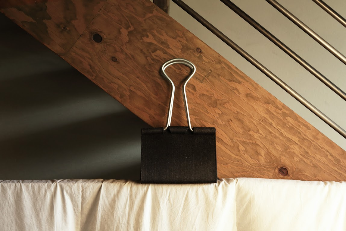 # Clip Bag長尾夾手提包:辦公文具與你形影不離! 5