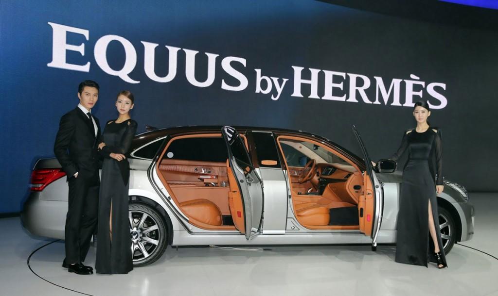 *HQUUS by Hermès:法國愛馬仕豪華版長型禮車! 5