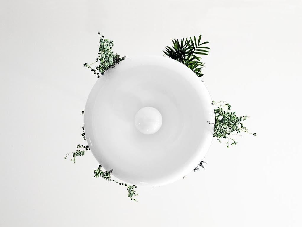 *空中花園盆栽燈具 Babylon Light:在室內享有綠色叢林包護的氛圍! 2