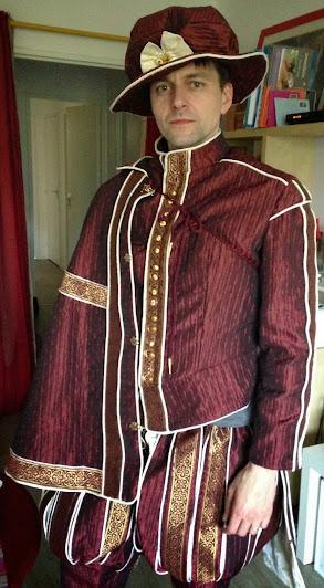 costume 1535
