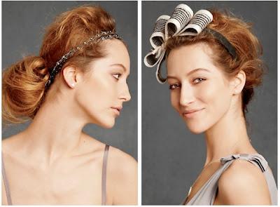 Weddings Fresh Wedding Style Expert BHLDN Hair Adornments