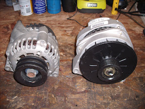 CS 130 and CS 144 alternators