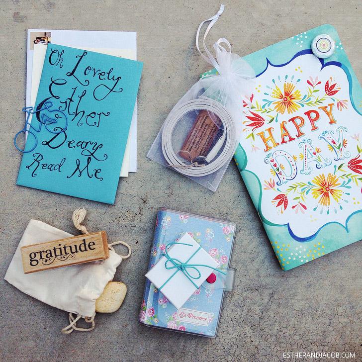 Lovely Letters Pen Pal Program / July Link Up & August Sign Ups.