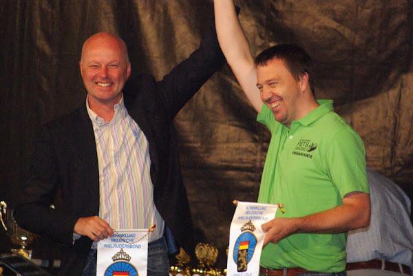 José Debels en Björn Leenknegt