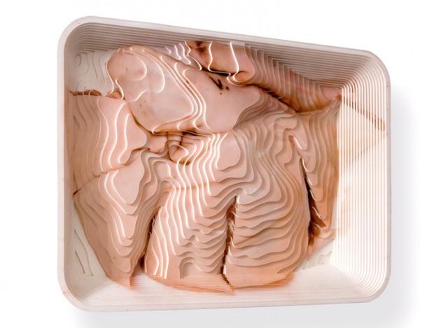 *3D立體食材地形圖:藝術家 Stefanie Herr 趣味創意! 2