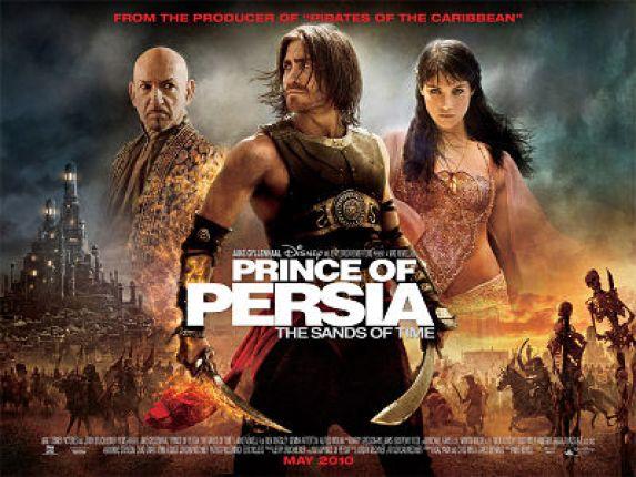 Risultati immagini per prince of persia film poster