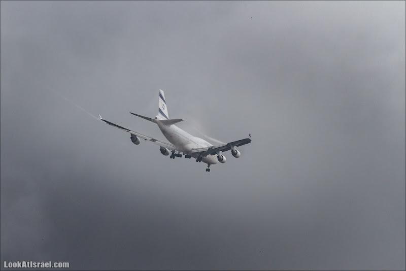 Долгожданный самолет