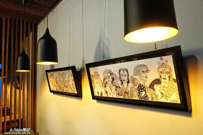 勤美咖啡館,ino cafe-2