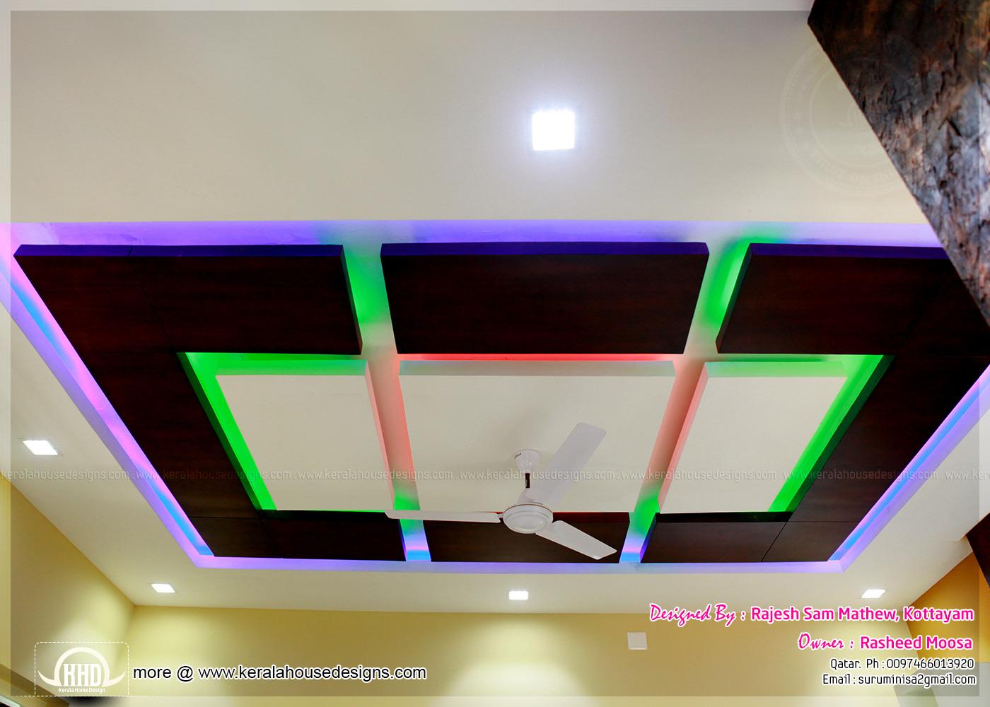 Designs Home Interior Kerala