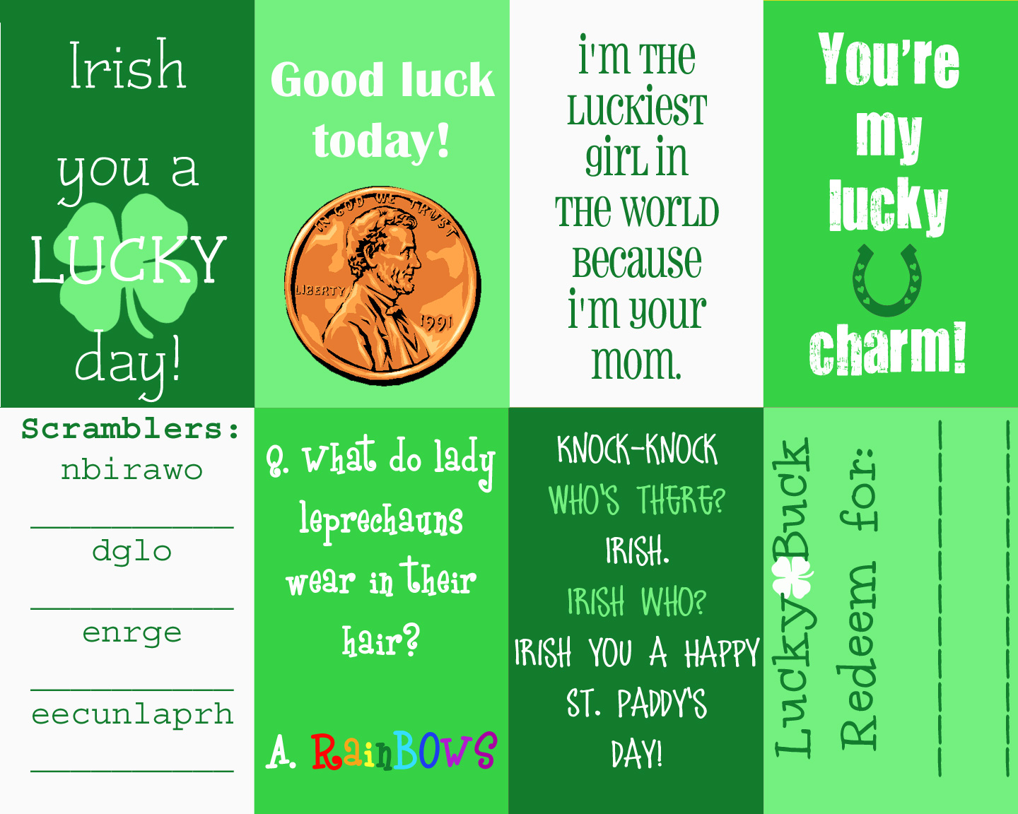 32 St Patrick S Day Crafts