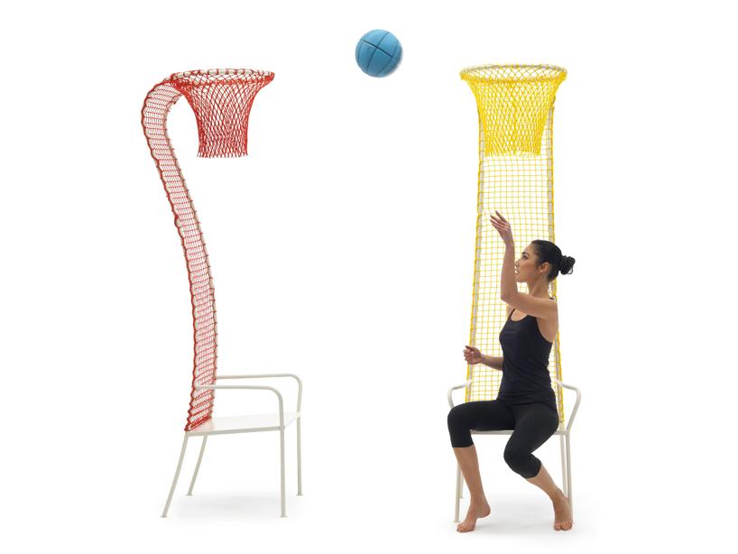 *Campeggi 懶惰籃球椅子:進行室內戶外運動的好選擇! 1