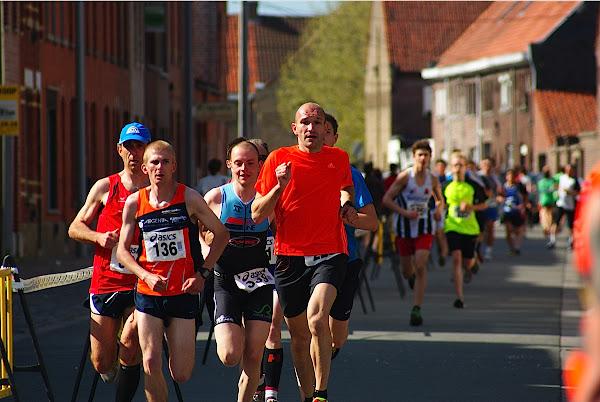 5 km Jogging, Krottegemse Corrida 2013, Roeselare Loopt