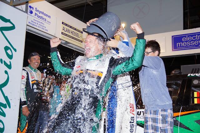 Freddy Loix, ice bucket challenge