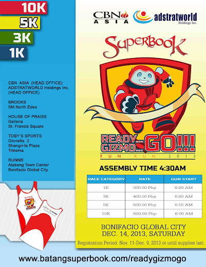 SuperBook Ready Gizmo Go