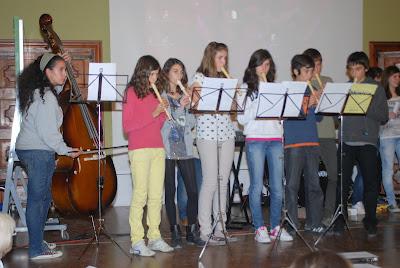 Un moment del concert de Sant Jordi