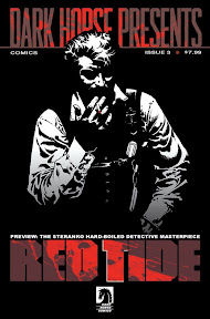 dhp3redtide RED TIDE preview featured in DARK HORSE PRESENTS #3