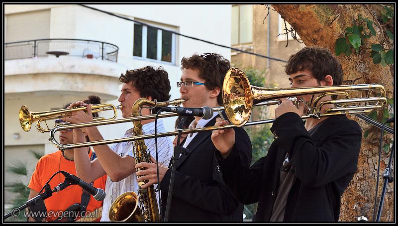 Фото: Тель Авив музыкальный