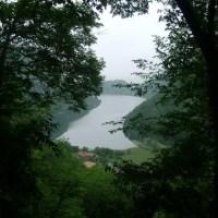 La Budraghera ed il Lago del Segrino