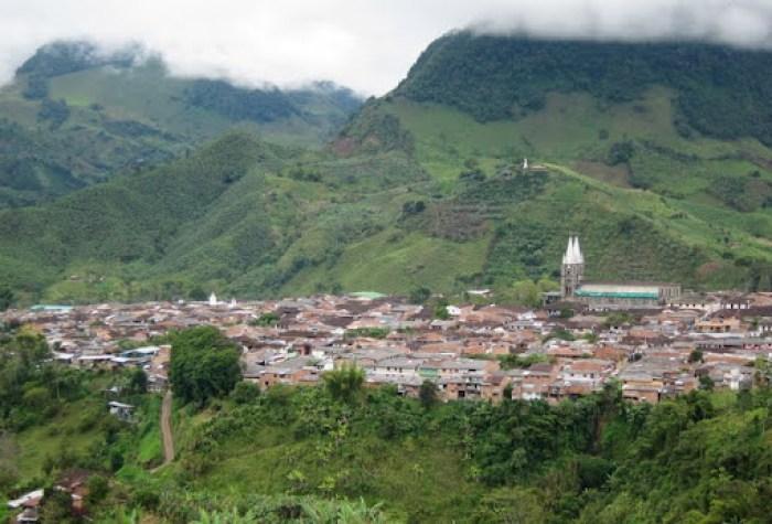 Overview of Jardín