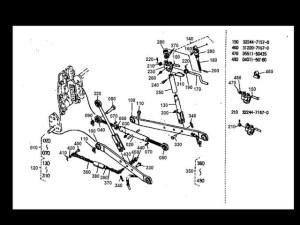KUBOTA L295 DT L295DT TRACTOR PART LIST PARTS MANUALs for sale