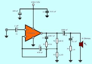 Jrc 4558 Preamp Circuit Diagram  nerv