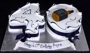 40th Birthday Ideas 40th Birthday Cake Ideas For Man
