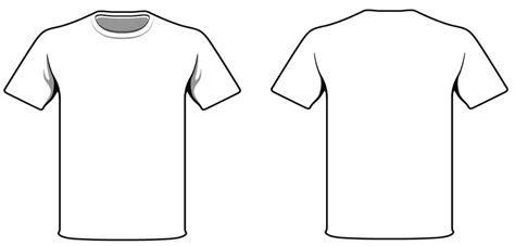 Depan Belakang Design Baju Kosong