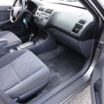 Honda Civic Honda Civic 2004 Coupe Interior