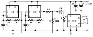 Vihicle Horn Circuit Explain | Circuit Diagram Images