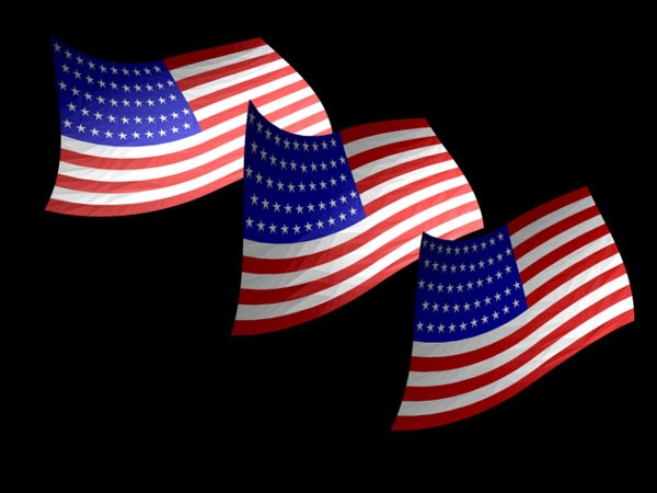 Miranda Lambert Buzz: American Flag Clip Art Animated