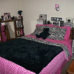 Pink And Black Bedroom For The Home Pinterest Black Bedrooms I Love And Love The