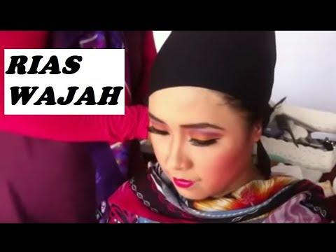 Sanggul Hijab Pengantin Modern