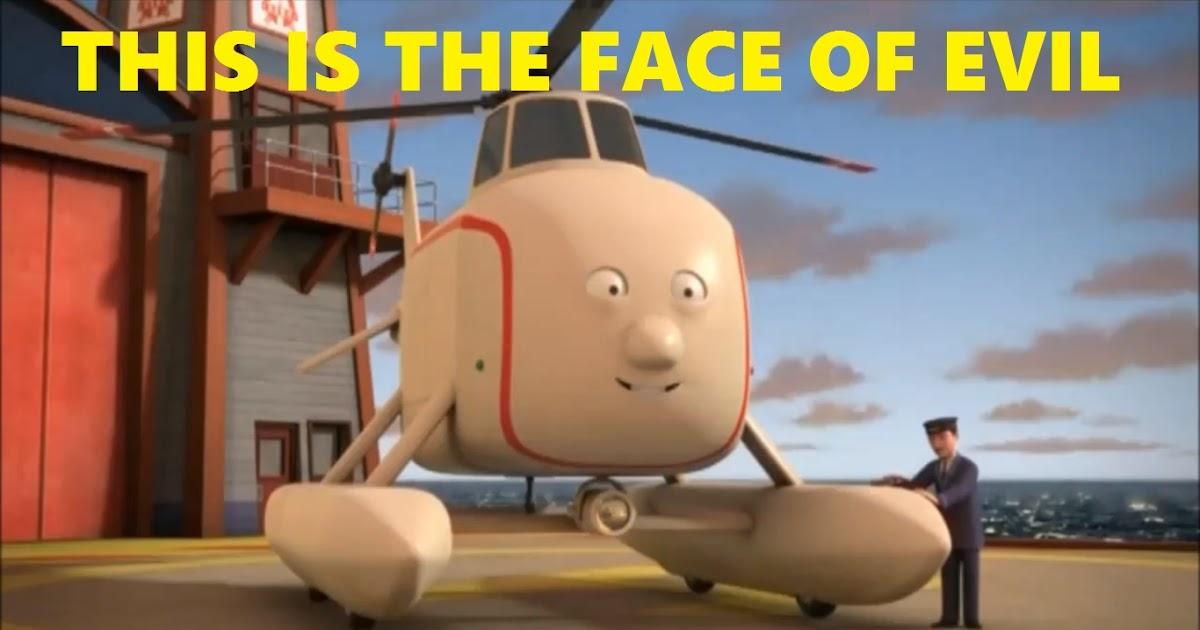Paint Thomas Face Paint Meme