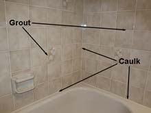 how to grout shower tile