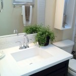 Install Bifold Doors New Construction Marble Bathroom Countertops With Sink