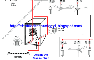 Scematic Diagram: Ups Wiring Diagram Pdf