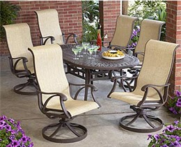 patio sling chair replacement parts