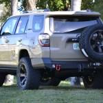 Toyota 4runner Bumper