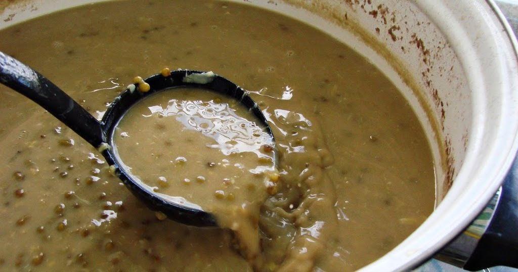 Bubur Pulut Hitam Azie Kitchen