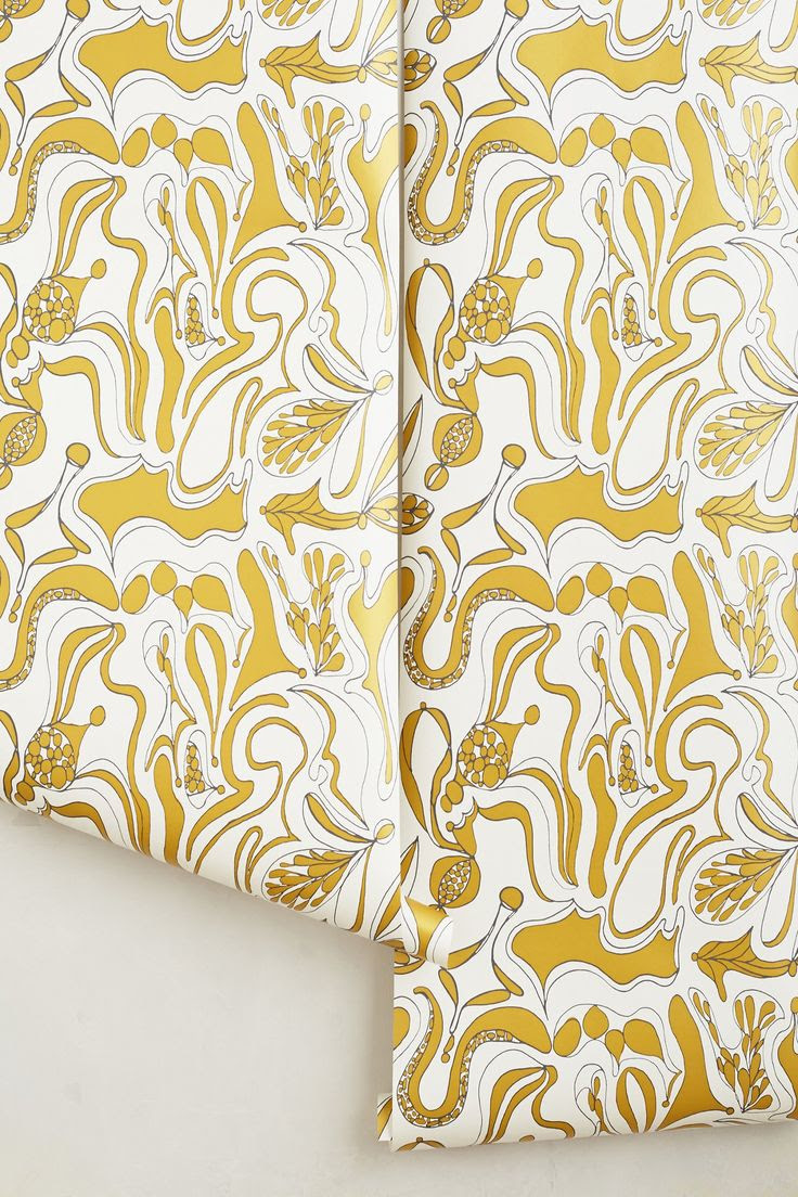 Anthropologie Wallpaper
