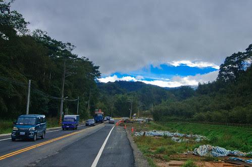 六康康的攝影足跡: [桃園角板山]藍天白梅的芬芳世界
