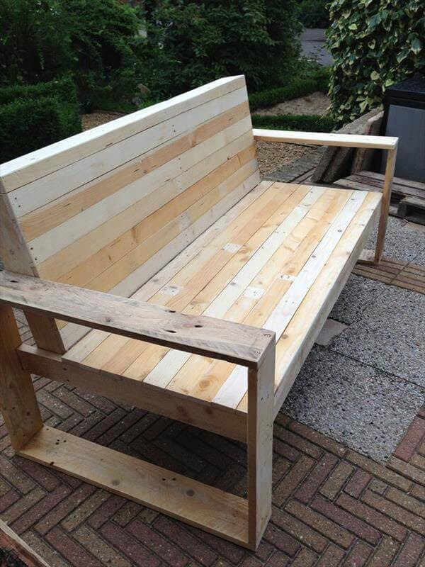 chairs made from pallets horitahomes com