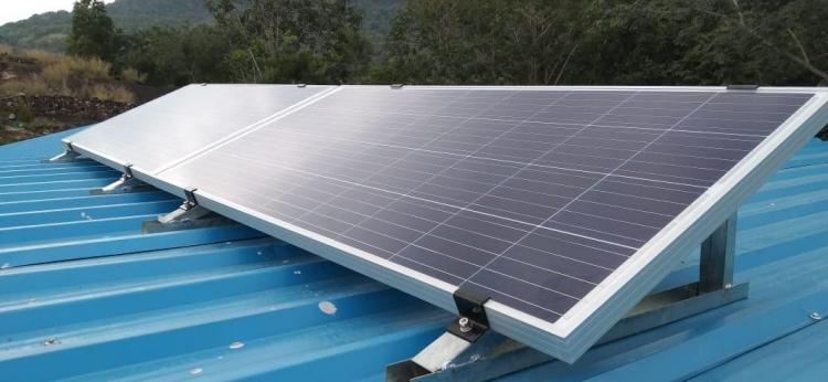 ZunSolar : powering up of school more than 2000 students