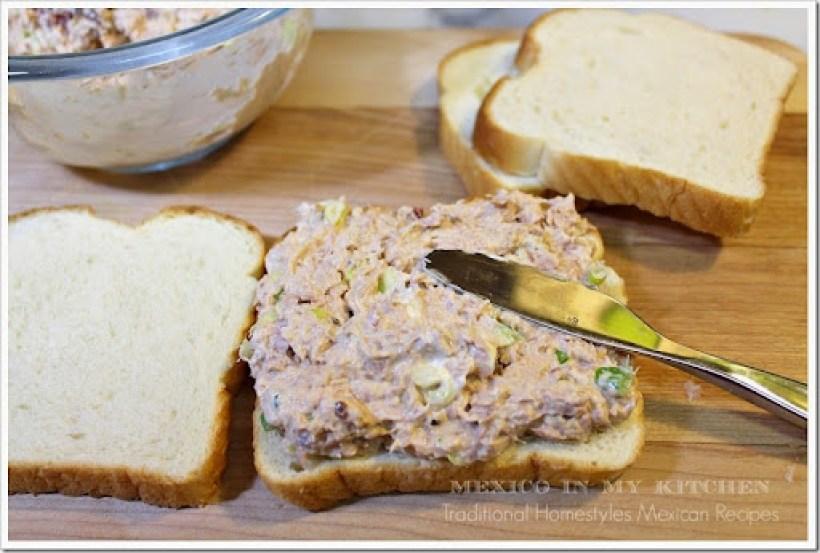 Chipotle Tuna Sandwich10