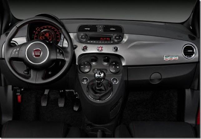 Fiat 500 2012 Brasil Lounge Cult Sport Automatico dualogig 1 (2)
