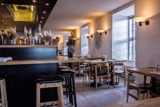 Frokost hos Lammefjordens Spisehus på Dragsholm Slot - Mikkel Bækgaards Madblog